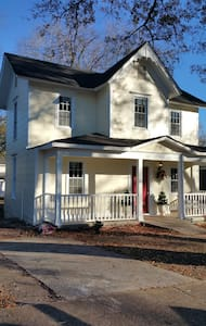 Nice 3BR historical home - Decatur AL - FURNISHED