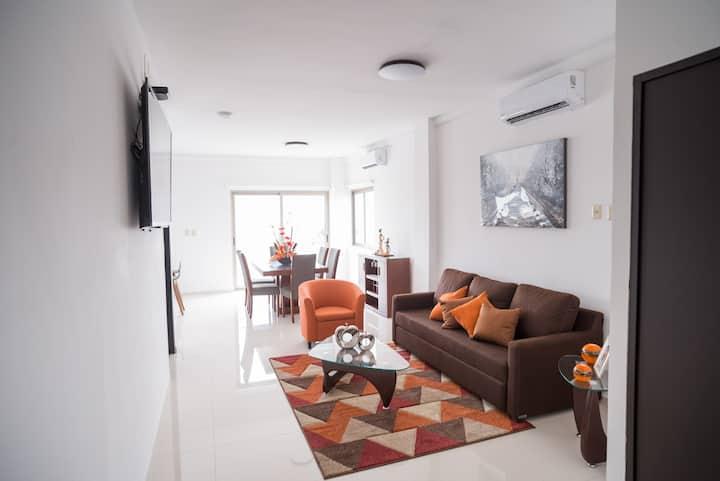 Apartment 3 in Suites Caribe seaview