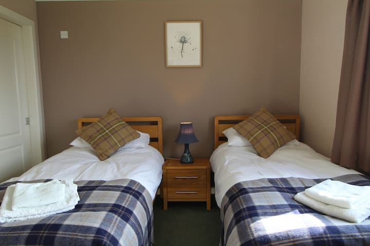 Dalriada Small but cosy Twin Room