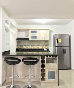 Habitación Privada en Apartamento Unidad Residencial
