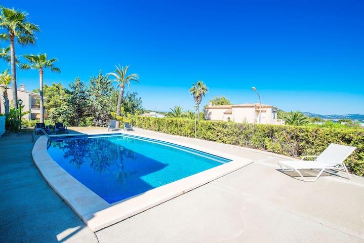 Ca na Tiruri - villa with pool in Santa Ponça - Santa Ponça - Dom