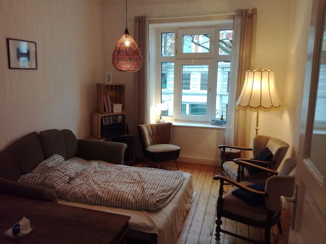 "Cozy private room close to ""Alster"" - Hambourg - Appartement"