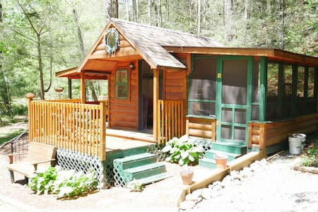 The Cove Camping Cottage