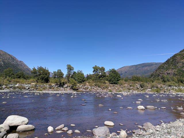 San Fabian de Alico, El Caracol; Chile
