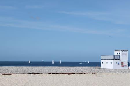 APPARTEMENT MEUBLÉ 200 mètres de la plage - Le Havre