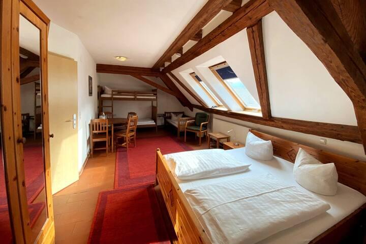 gr. Zimmer 5 P., Familie, Legoland, Wandern, Baden