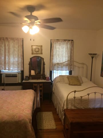Granny's room , full and Queen size beds
