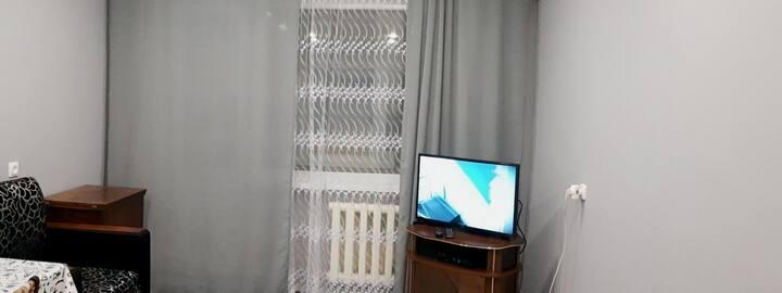 Чистая и уютная квартира ждёт гостей!