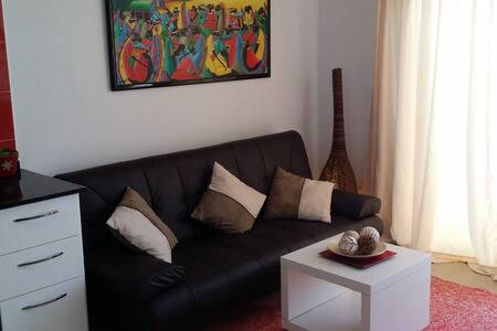 Coqueto apartamento