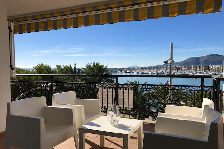 Seaview Alcudia lady apartment. - Alcúdia - Byt