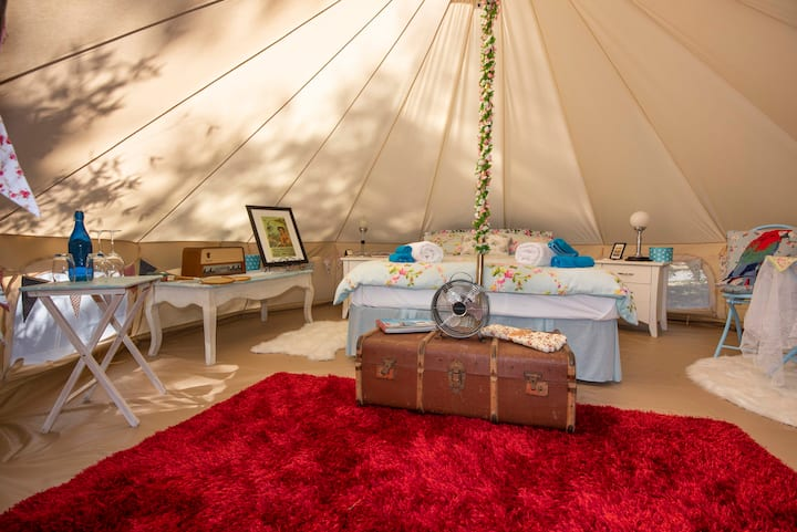 The Primrose at Paradise Valley Glamping