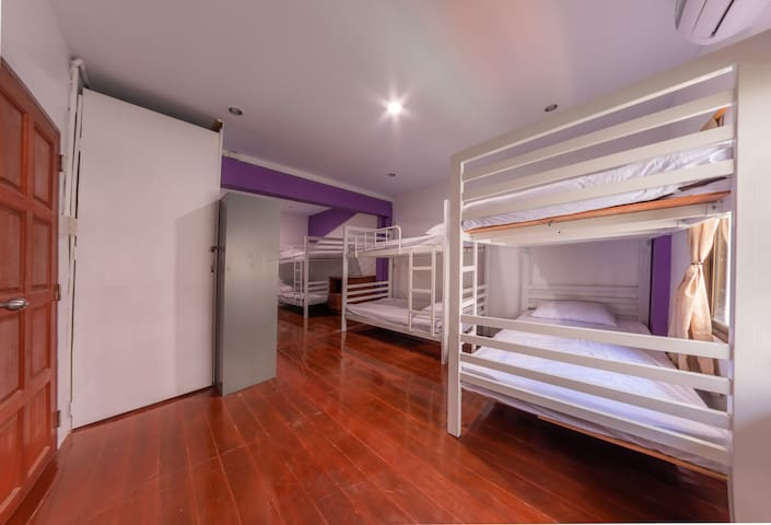 Your Hostel! Central Patong /Phuket, come in 1 bed