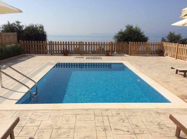 Villa Alya Barbati Corfu - Corfu - Villa