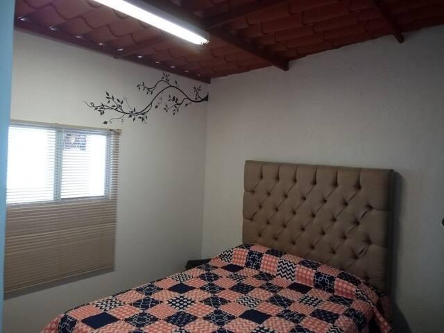 Habitación cómoda en Cuernavaca