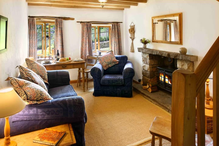 BLUEBELL COTTAGE, Firbank, nr Sedbergh.