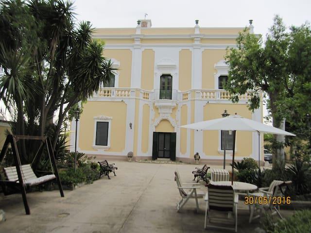 Villa Teseo resort