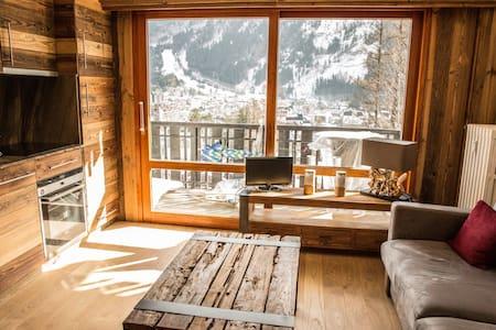 Appartement de standing au Brévent - Chamonix-Mont-Blanc