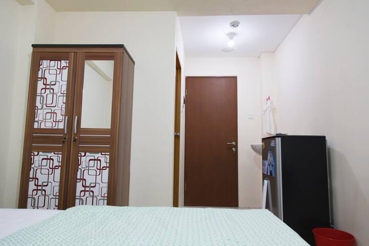 Highest value Apartment studio in Pulomas Jakarta