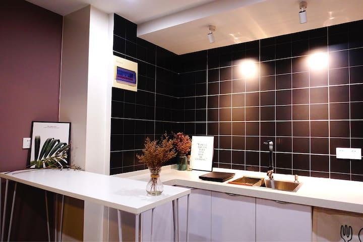 Light luxury duplex Loft