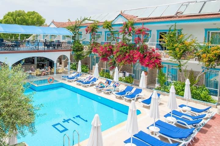 SIDE SUNBERK HOTEL ECONOMY ROOM-ALL INCLUSIVE