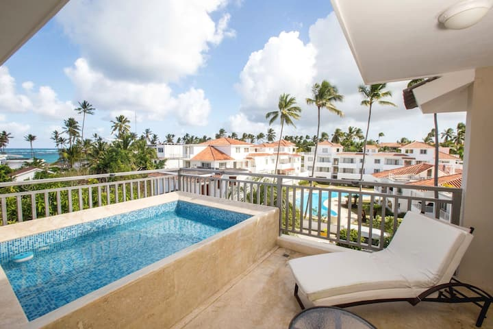 OCEAN VIEW PENTHOUSE, LUXURY CARIBBEAN VACATION