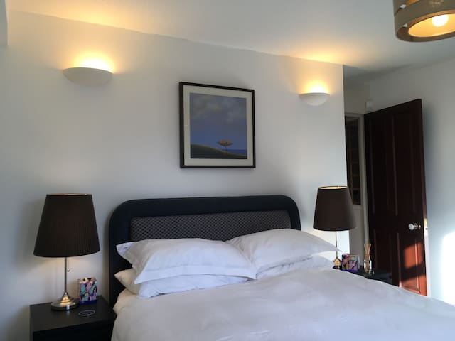 Modern Double Room with Parking - Bristol - Apartment