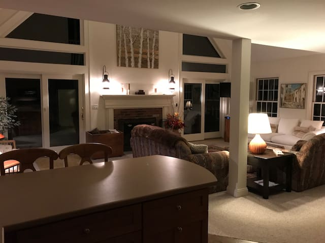 Sugarloaf USA Mountainside Home for Rent