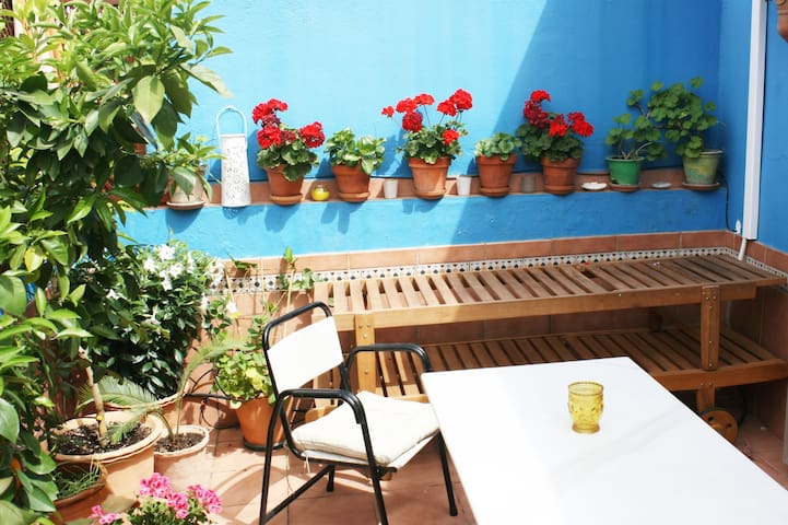 The Blue Terrace - Sevilla - Appartement