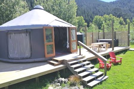 The Yurts at Taratahi