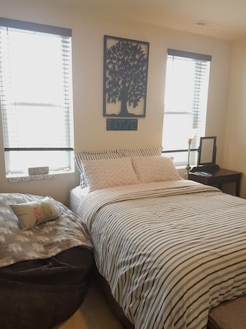 Most comfortable bed in Charm City!