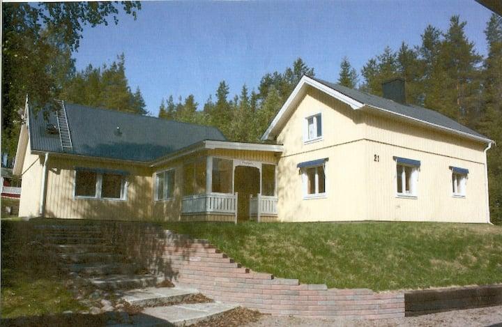 Hogbacka Lodge Swedish Lapland
