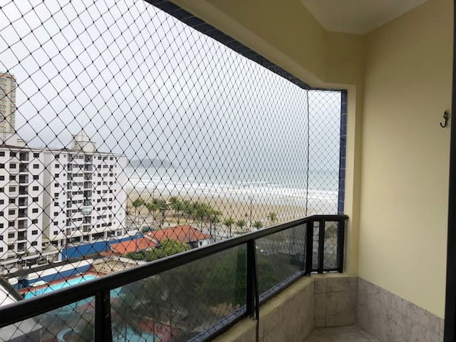 PRAIA GRANDE- Vista Praia - PROMOCIONAL - ABERTO