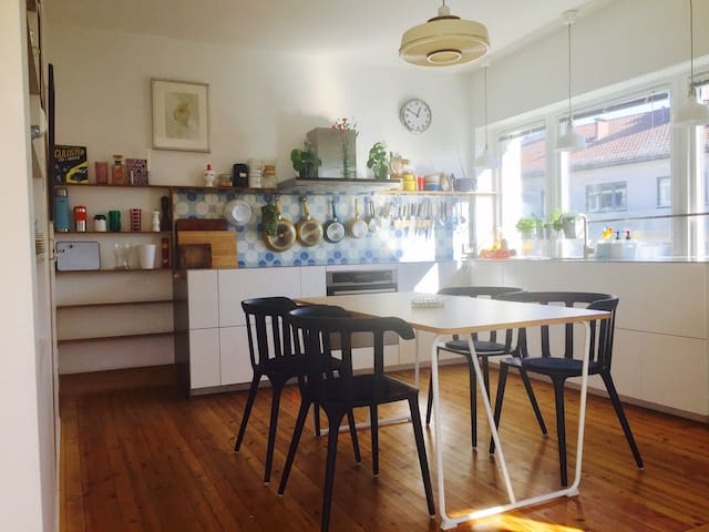 Charming apartment in Sagene - Oslo - Pis
