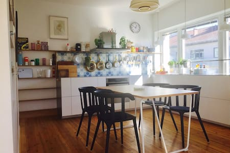 Charming apartment in Sagene