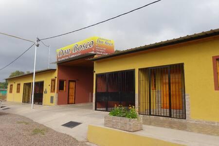 Alojamiento Don Bosco en Ruta del Vino