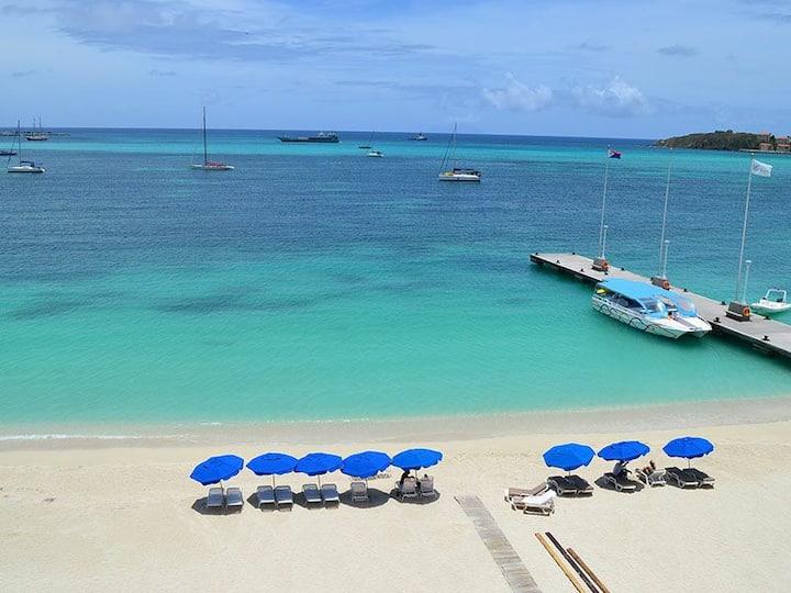 Studio at Sea Palace Resort in Sint Maarten