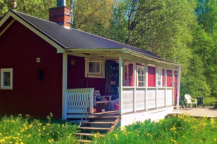 8 person holiday home in BOLLNÄS