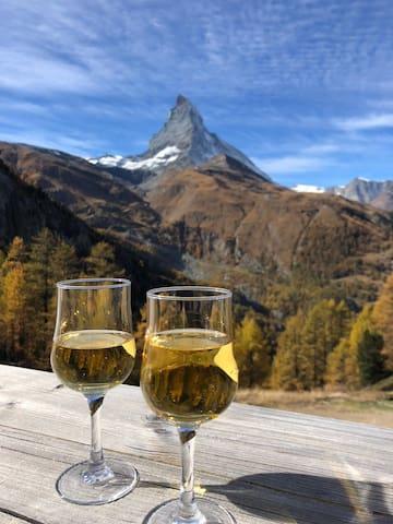 A trip to Zermatt