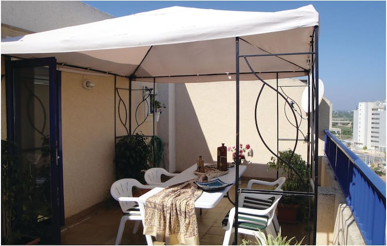 Holiday apartment with 2 bedrooms on 50 m² in Guardamar del Segura