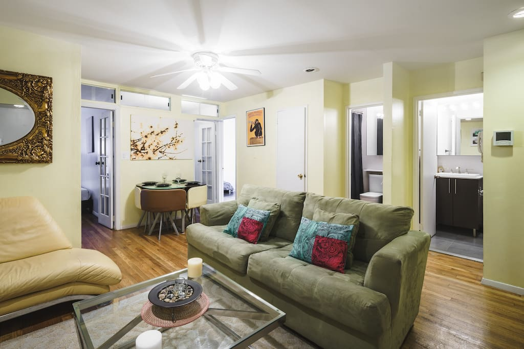 Nyc 3bedrooms 2bathrooms sleeps 8 appartamenti in for Appartamenti affitto nyc
