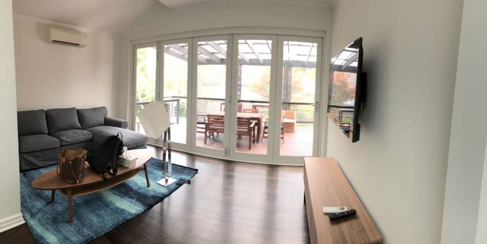Stunning interior new furniture Camberwell house