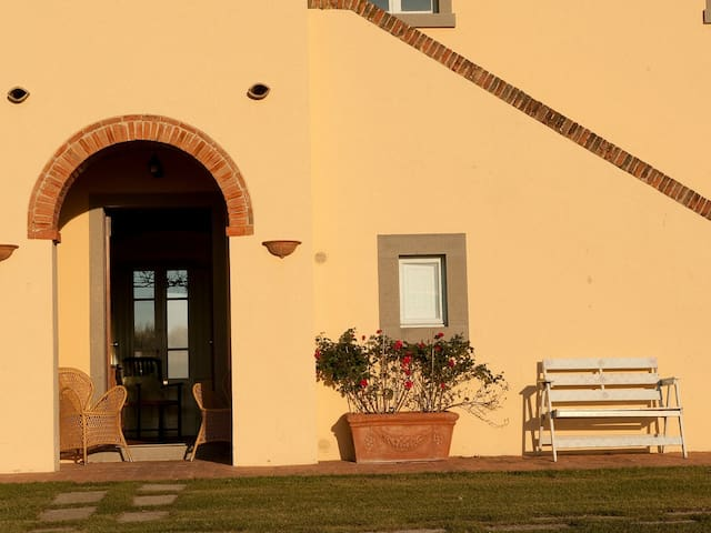 Tuscany Home at Il Noce for 4 to 6