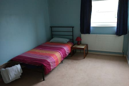 Cosy single room - Chester - House