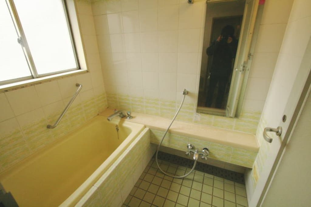 6階浴室 Bathroom on the 6th floor