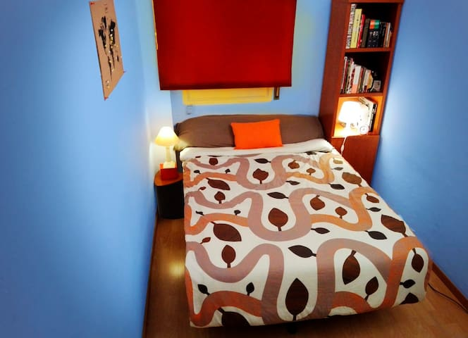 Double private room&bathroom in the heart of BCN! - Barcelona - Casa