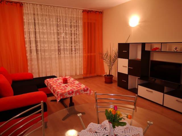 Milena's apartment