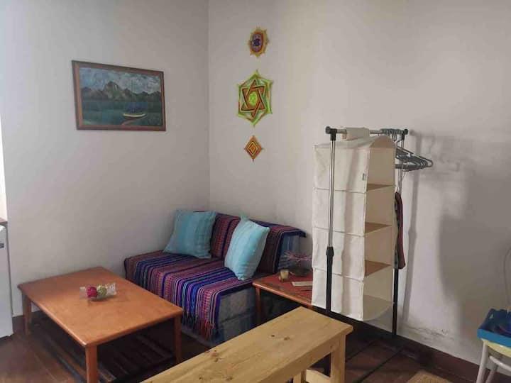 Habitación privada en el centro histórico de Sucre