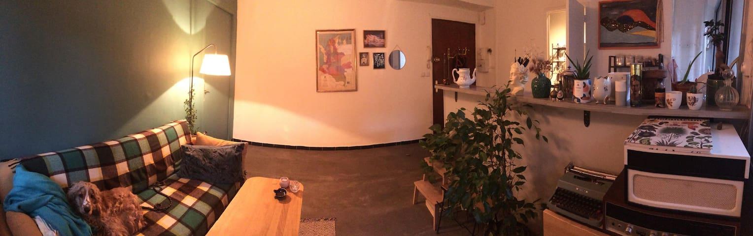 T2 35m² à 5 mn centre sans vis-à-vis. Idéal couple