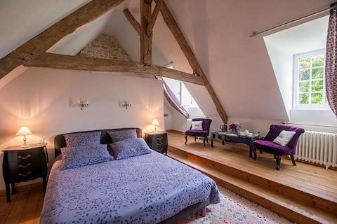 Chambres d'hôtes Les Goubelins  chbre Les Elfes