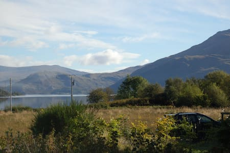 Loch View - Taynuilt - Bungalo